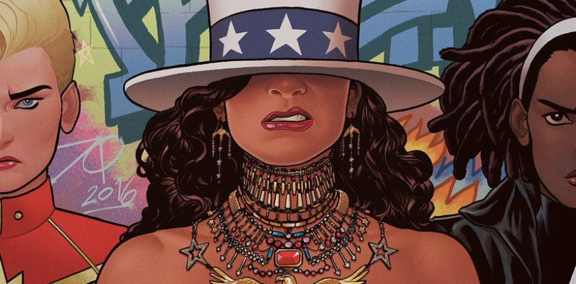 Marvel's Latest Hero, America Chavez, Is Pretty Dope!