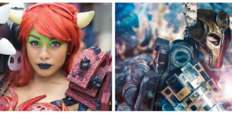 Cosplayers of the Year 2016