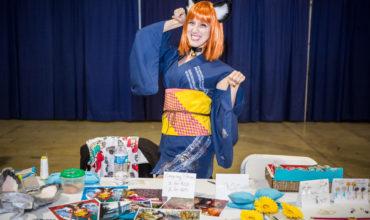 Lemon Bell Tackles Long Beach Comic Expo!(Review)