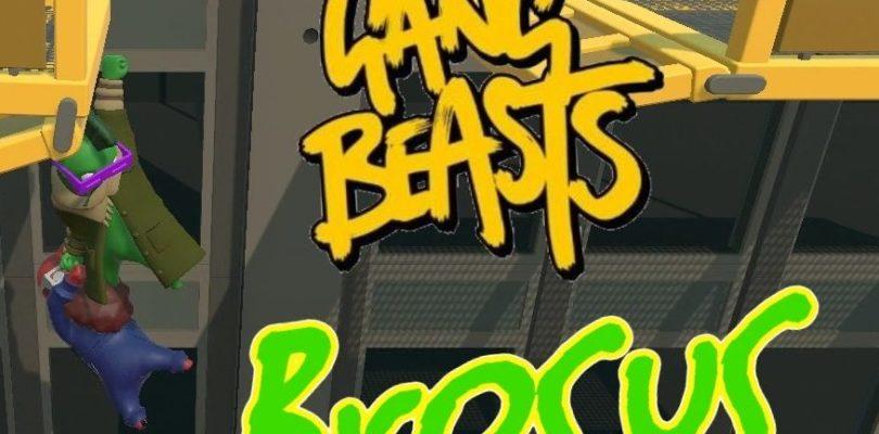 Brosus! – Return to Gang Beasts (Video)