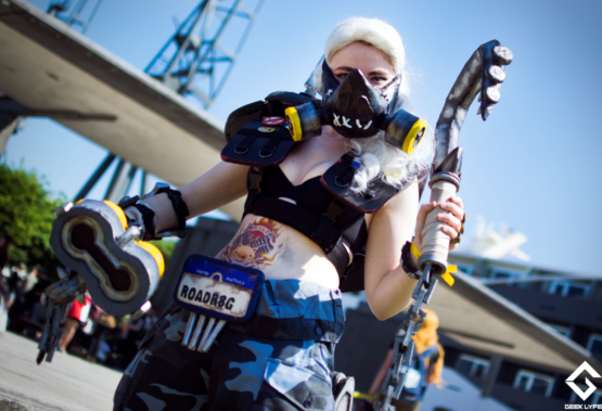 Cobalt Cosplay Tackles MCM London Comic Con