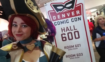 Tidesiren Tackles Denver Comic Con (Review)