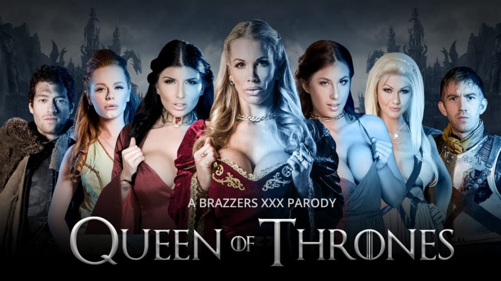 (NSFW)Can't Wait Two Years For More Dragon On Wolf Action? Brazzers Has Your Back!