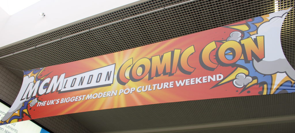 MCM Comic Con October 2017
