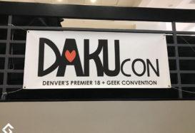 Heartless Aquarius Takes On Daku Con 2017