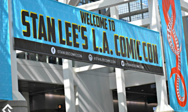 Cheshsmiles Takes On Stan Lee's Comic Con 2017!