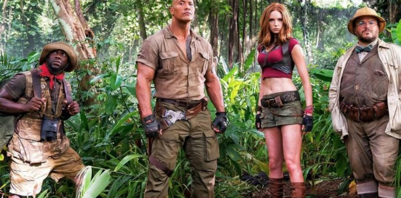 We're Shocked By How Much We Enjoyed Jumanji: Welcome to the Jungle
