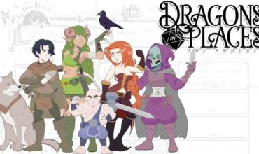 Dragons In Places a D&D Adventure by Game Grumps(Review)