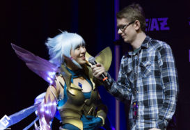 Battle Series and E/AZ Cosplay Coverage!
