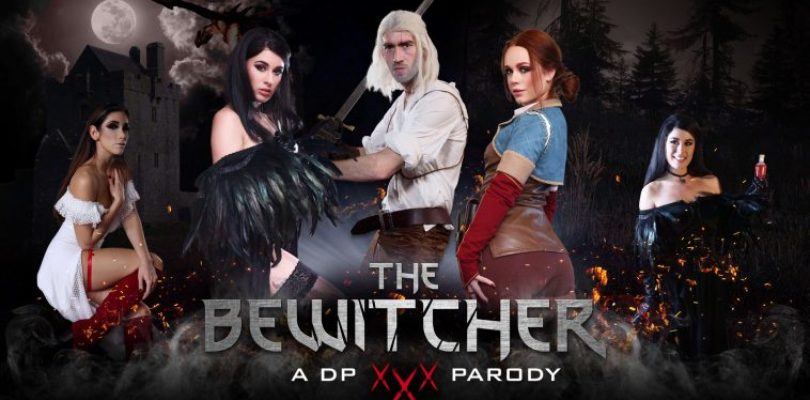 In Lust With Witcher Characters? You'll Enjoy Its NSFW Parody: The Betwitcher!