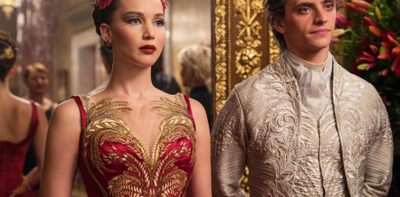 Action! Romance! Russia! A Red Sparrow Review