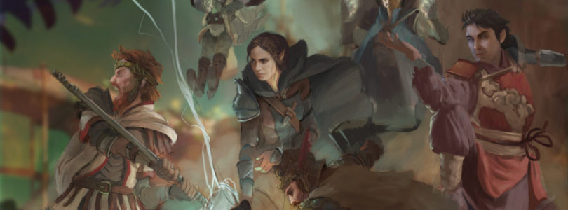 The Emerald Templars – D&D Two Day Live Stream Event!