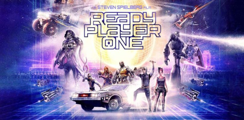 Steven Spielberg Knocks it Out of the Park with Ready Player One!