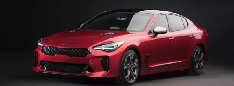 Check Out the Kia Stinger Experience Tour!
