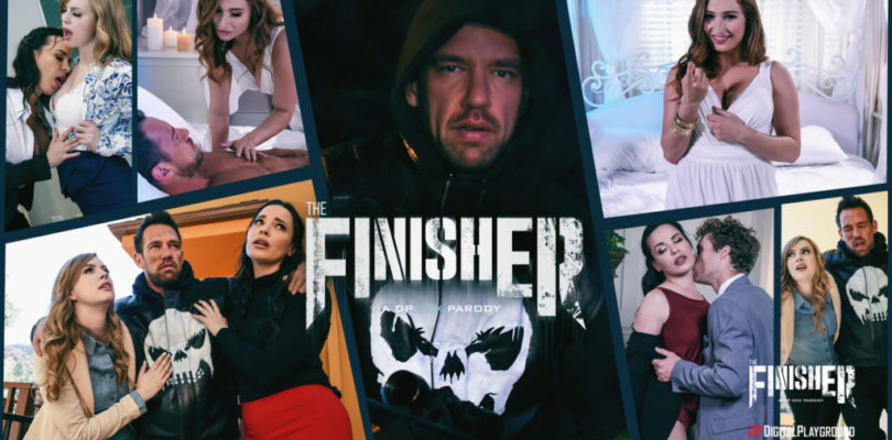 Punisher Erotic Fan Fic? Yup. Check Out The Finisher!