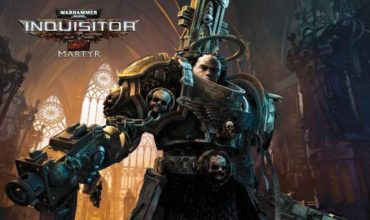 Warhammer 40,000: Inquisitor – Martyr Approaches!