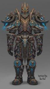 Death Knight Tier 19