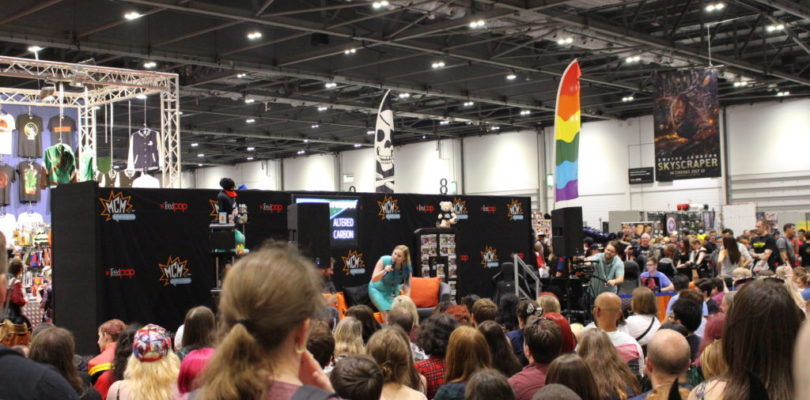 Review: ReedPop's First MCM London Comic Con!