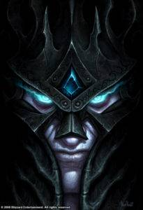 The Lich King Arthas