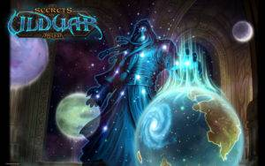 Secrets of Ulduar artwork featuring Algalon the Observer