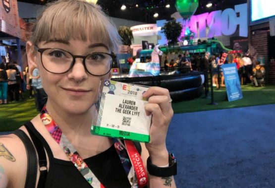 The Geek Lyfe Tackles E3 2018!