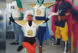 Cosplayers of the Week: Acey Mclacey and Lokitwin