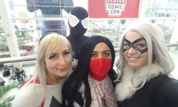 Denver Comic Con 2018: Cosplay, Good Vibes, and Great Times!