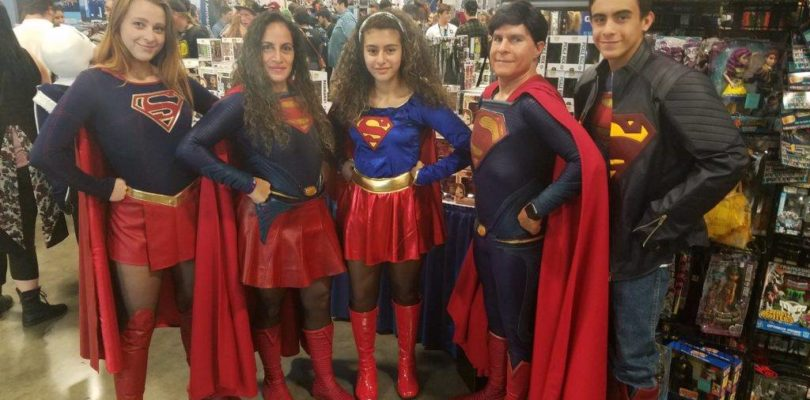 Summer Fun at Florida Supercon 2018!