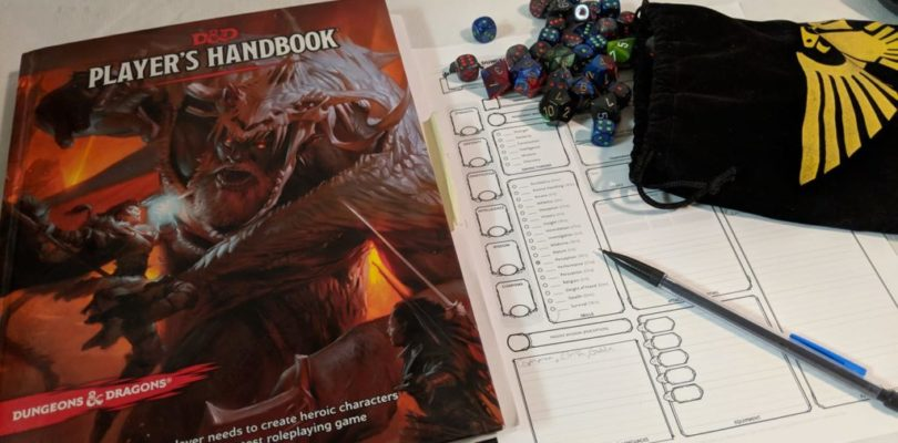 Dungeons and Date Night!