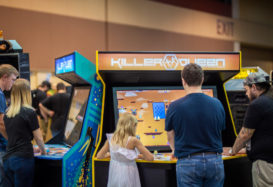 Game On Expo 2018 Offered More Games and Great Times Than Ever Before