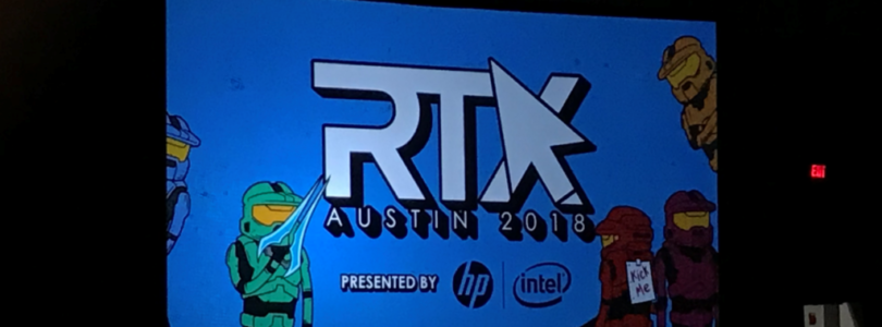 Heartless Aquarius Takes on RTX Austin 2018