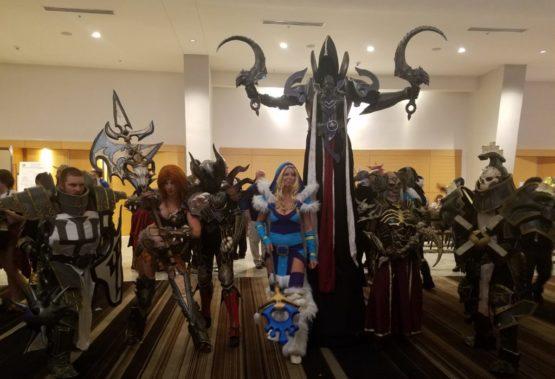 Tidesiren Takes on Dragon Con 2018