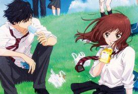 Manga Review: Ao Haru Ride by Io Sakisaka