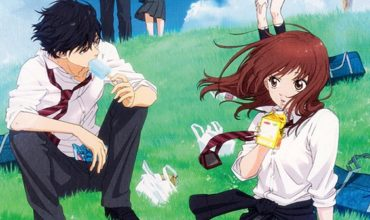 Manga Review: Ao Haru Ride by Io Sakisaka
