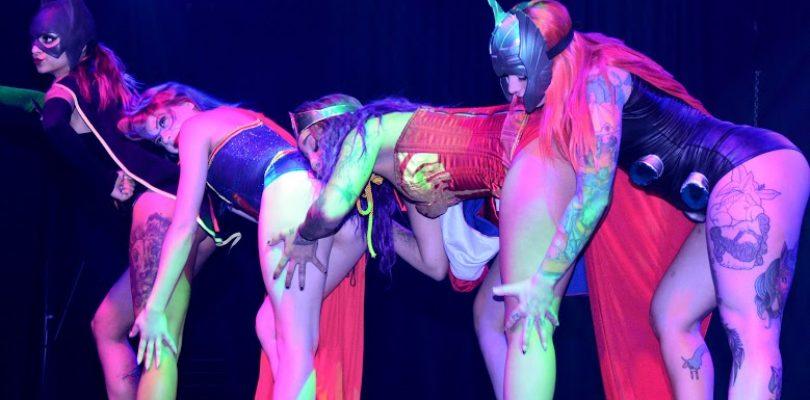 Suicide Girls Black Heart Burlesque