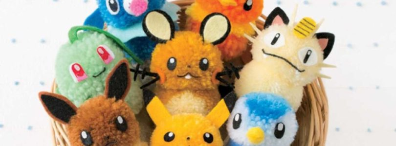 Book Review: Pompom Pokémon