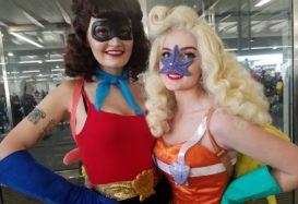 Tidesiren Takes On New York Comic Con!