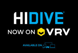 VRV Gets HIDIVE as Newest Channel Partner