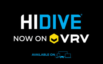 VRV Gets HIDIVE as Newest Channel Partner