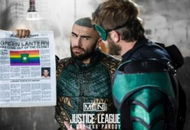 (NSFW)There Is, in Fact, Justice League: A Gay XXX Parody and It Might Be Better Than the Original