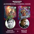 Warhammer and Doctor Who? We Can Not Resist Warhammer Adventures: The Audiobooks