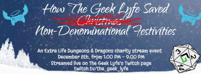 Dungeons and Dragons Charity Event