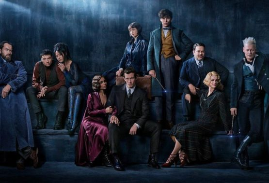 Full Cast - Fantastic beasts
