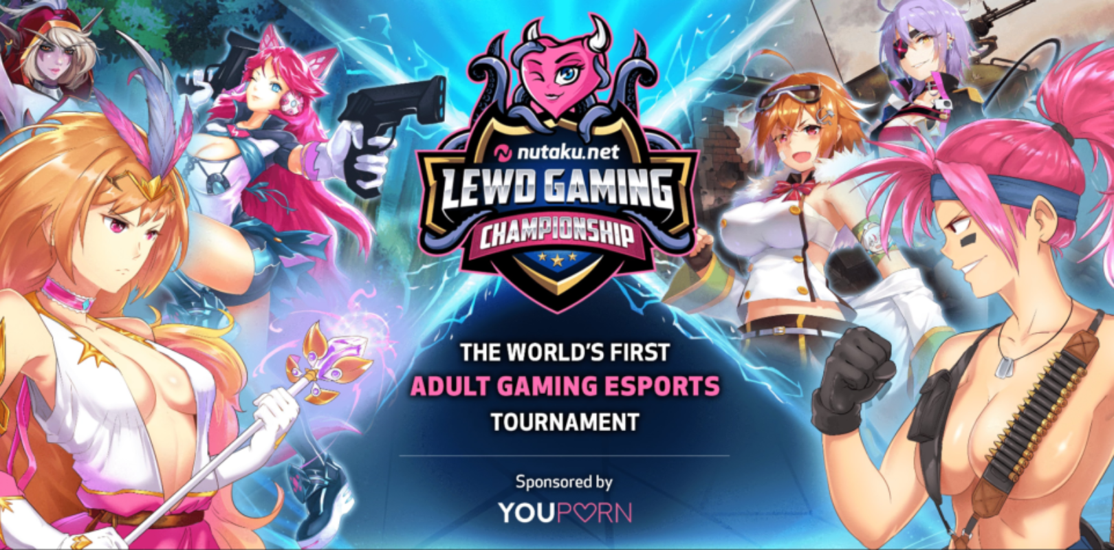 World's First Adult eSports Tournament is Launched by Nutaku