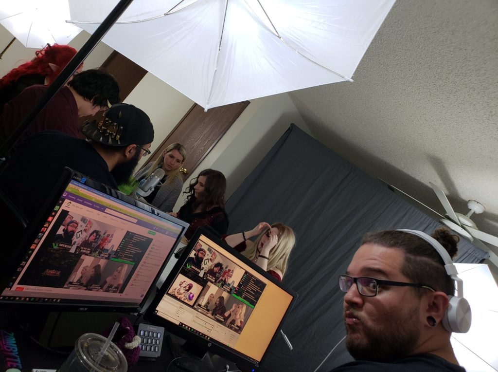 Dungeons & Dragons Charity Stream