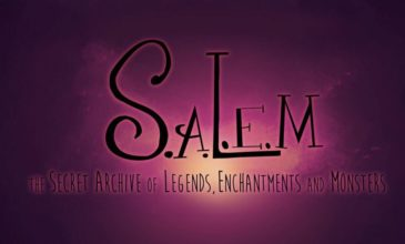 S.A.L.E.M. Has Officially Cast Voice Actors