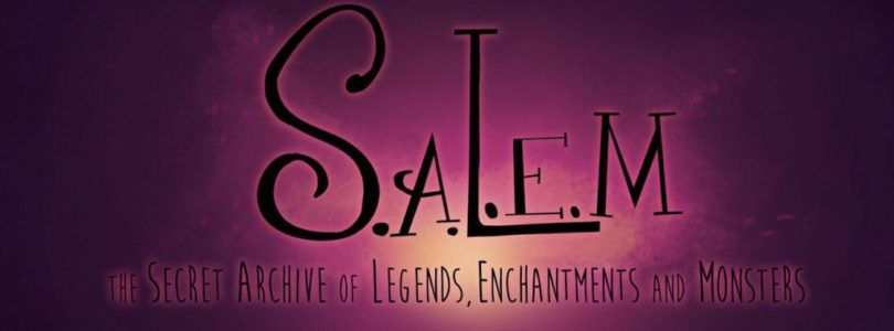 The S.A.L.E.M. Series is Coming Soon from the Brilliant Mind of Sincerely Sam!