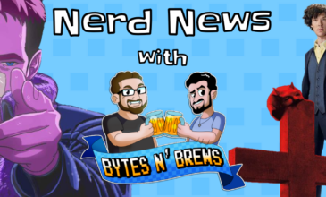 Nerd News with Bytes N' Brews Episode 3: Live Action Cowboy Bebop, Blade Runner Anime, Daredevil Cancelled
