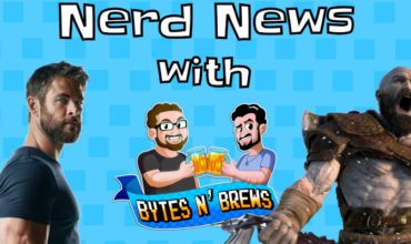 Nerd News with Bytes N' Brews Episode 4: The Game Awards & Avengers: Endgame Trailer