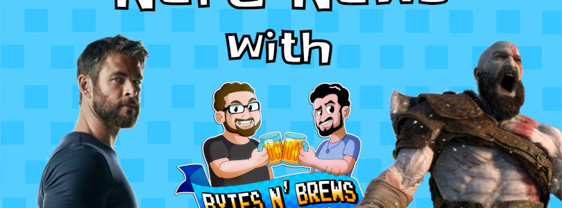 Nerd News with Bytes N' Brews Episode 4: The Game Awards & Avengers: Endgame Trailer